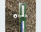 4GB DDR3 DESKTOP RAM (USED)