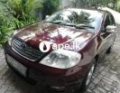 Toyota corolla121 G limited 2002