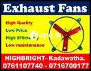 Exhaust fan sales price  Srilanka