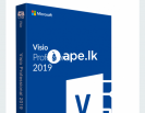 Genuine Visio 2019