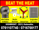 Hot air Exhaust fans srilanka, Roof exhaust fan, W