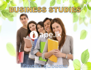 Business Studies (A/L) - Engish Medium