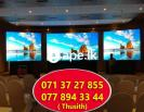 LED Video Wall Screen Mobile Truck Digital For Ren