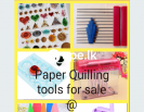 Paper quilling tool