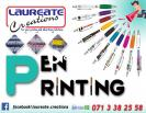 Pen, Pen Printing, Printing, Graphic Design